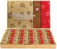 цукаты медовые из красного корейского женьшеня