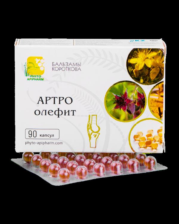 "Бальзам масляный ""Артро-олефит"""