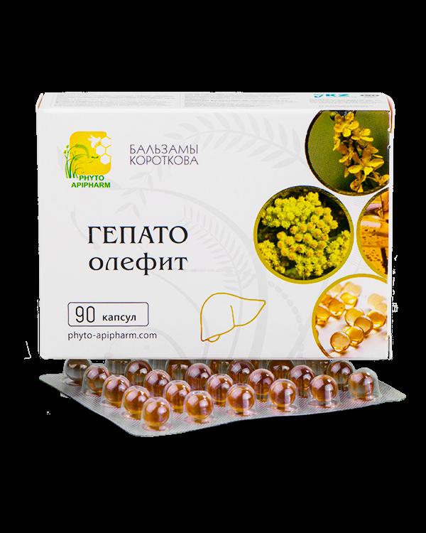 Бальзам масляный Гепато-олефит