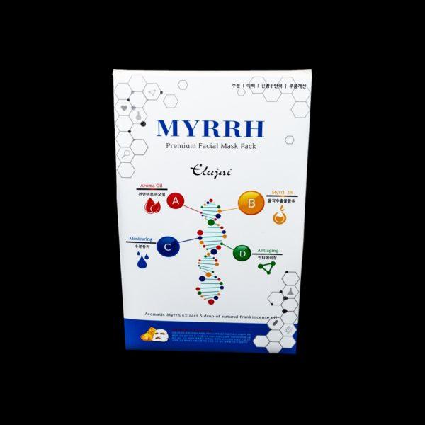 MYRRH - лечебно-косметическая маска премиум класса
