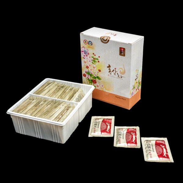 Женьшеневый чай высшего качества, INSAM TEA.